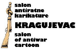 Salon of antiwar cartoon Kragujevac 2013